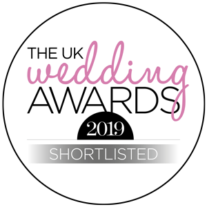 UK Wedding Awards shortlisted 2019