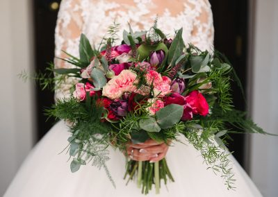 Kelly Louise floral bouquets